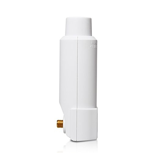 SN Rocket Single LNB LF-01 40mm Feed 0.1db Full HD 3D vergoldete Anschlüsse