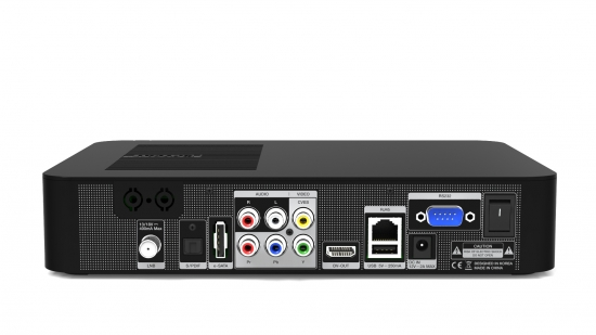 Spycat Linux E2 Sat HDTV Receiver Sat IP USB Wifi E-Sata Plug & Play Tuner Blindscan Bluetooth