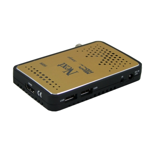 Next Minix HD Amigo Full HD Sat Receiver USB IPTV LAN