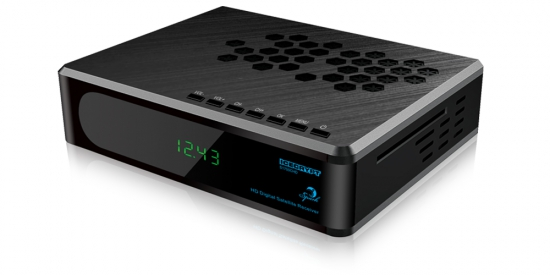 Icecrypt S1700CHD Digitaler HD TV FULL HD SAT Receiver WIFI USB