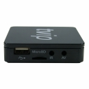 TVIP S-Box v.412 IPTV HD Multimedia Stalker Streamer WLAN