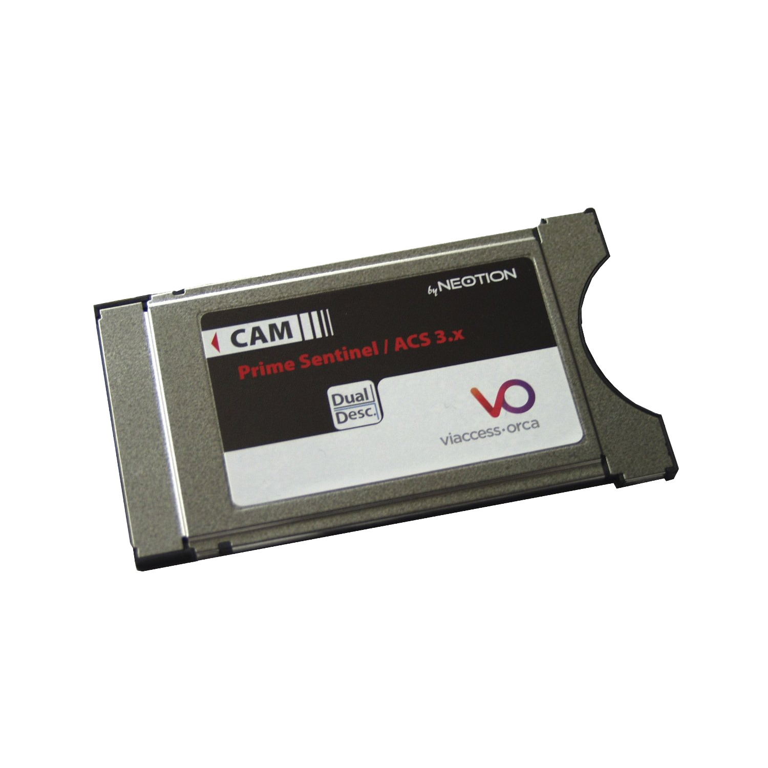 Neotion Viaccess Prime Sentinel / ACS 3.x Secure CI CI+ Modul CW 64 CS 64