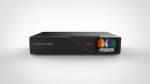 Dreambox DM900 UHD 4K E2 Linux PVR 1x Dual DVB-S2X Multistream Sat Receiver Schwarz